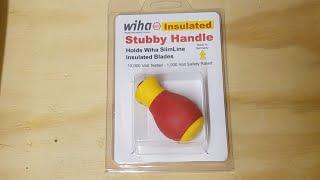 Wiha Insulated Stubby Handle