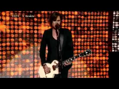 X-Factor 2010 DK finale - Thomas / Medina - Vi To / Ensom