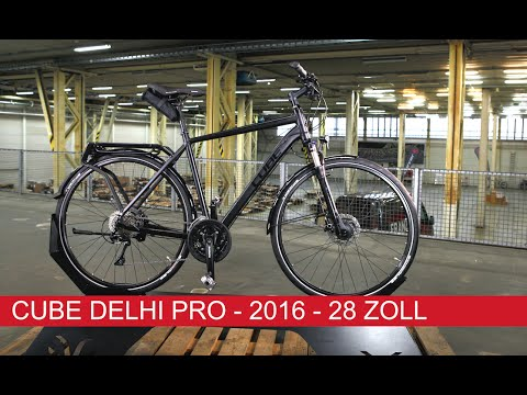 CUBE DELHI PRO - 2016 - 28 ZOLL