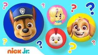 Mix-Up Machine Surprises Ep 8 ft. DJ Rubble & More Friends from PAW Patrol, Sunny Day & Top Wing