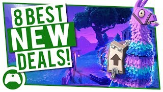 8 Best NEW Deals On Xbox This Week!