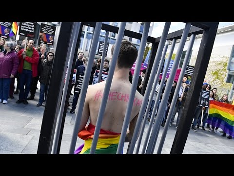 To Lie Or Die: EU Lawmakers Voice Concern Over Gay Rights In Chechnya