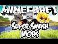 Super Smash Mobs! - Minecraft (NOVO)