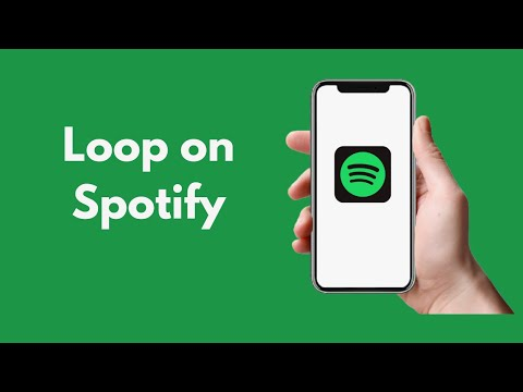 How To Loop On Spotify (2021) - Repeat Music