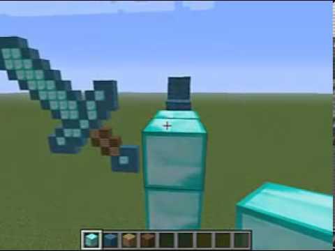 Comment faire une ep e geante dans minecraft tuto youtube - Comment faire une laisse dans minecraft ...