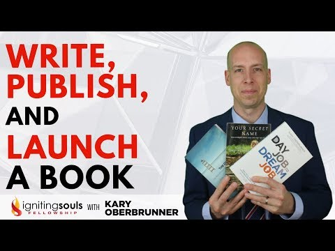 How to Write, Publish, and Launch a Book