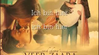 Main Yahaan Hoon deutsche Übersetzung