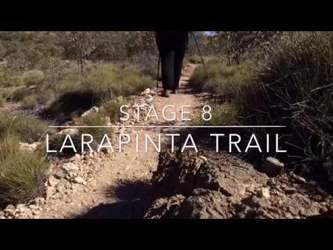 Larapinta Trail stage 8