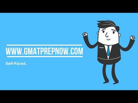 GMAT Prep Now Video Course