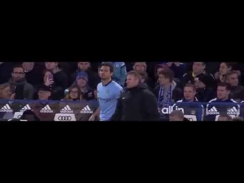 THE LEGEND  Frank Lampard Return to Stamford Bridge - Chelsea vs Manchester City 1-1  EPL 2015