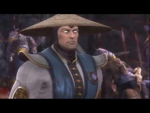 Игрофильм. Mortal Kombat (2011). 2 серия.