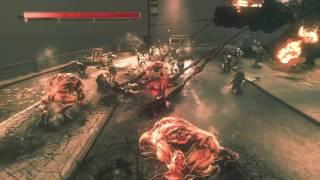 Zombie Alex mercer freeroam gameplay #5 [PROTOTYPE®2]