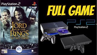 The Lord of the Rings: The Two Towers (PS2) Gameplay Walkthrough NO COMMENTARY