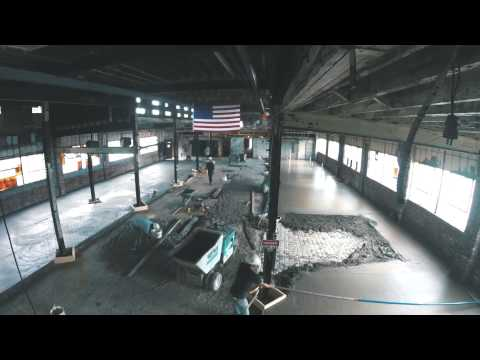 Land-Grant Brewing Company : Construction 001