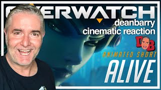 """Overwatch - Animated Short """"€œAlive"""" REACTION"""