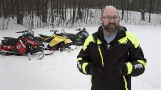 2-Stroke Engine Battle: Arctic Cat VS Ski-Doo VS Polaris