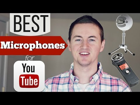 Best Microphone for YouTube? Top 10 Mics for Videos
