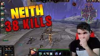 Smite - NEITH Gameplay 2020 (No comentado)