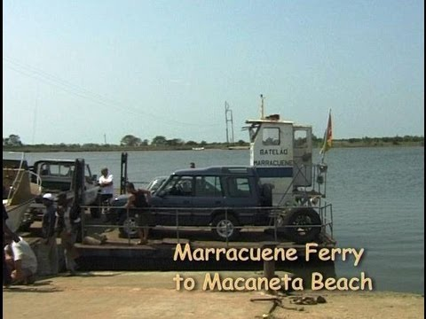 Macaneta, Mozambique - Jays Beach Lodge. Travel guide.