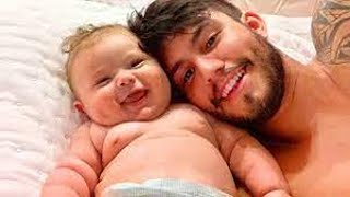 What Happens when Baby Play With Daddy #9 - WE LAUGH