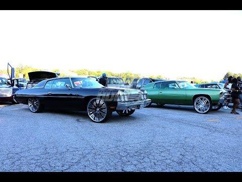 """WhipAddict: The """"How U Ridin"""" Car Show, Macon, GA, Muscle Cars, Custom Cars, Donks"""
