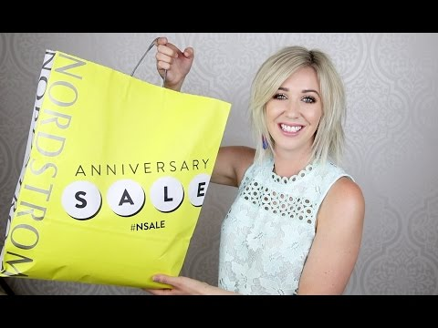 Nordstrom Anniversary Sale Haul & Try On