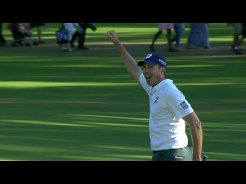 Matt Kuchar featured in LIVE@ The Barclays highlights from Round 4