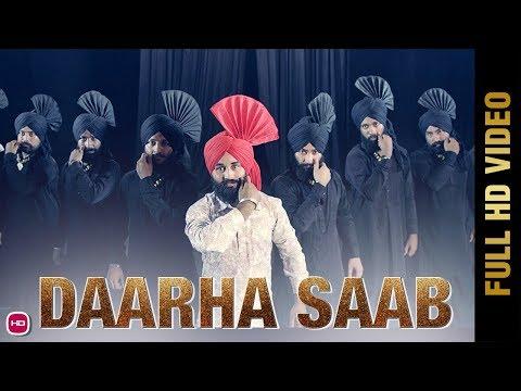 Daarha Saab (Full Video)   Jugraj Sandhu   New Punjabi Songs 2017