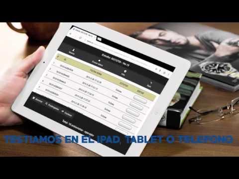 Encuestas móviles en tables en 5 minutos