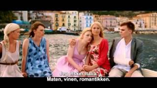 Sommerbryllup i Italia TRAILER - norwegian subs