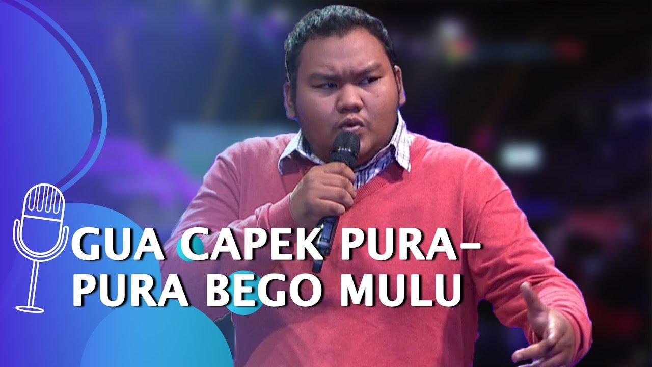Download SUCI 3 - PECAH! Stand Up Comedy Fico Fachriza: Gua Capek Pura-pura Bego Mulu, Takut Bego Beneran