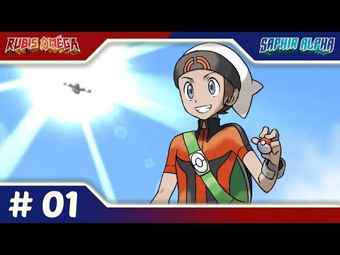 Pokémon Rubis Oméga Saphir Alpha #1 - La Renaissance d'Hoenn