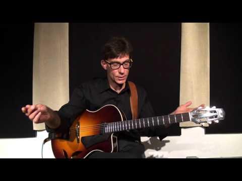 Frank Vignola - Jazz Blues & Rhythm Changes (Lesson Excerpt)