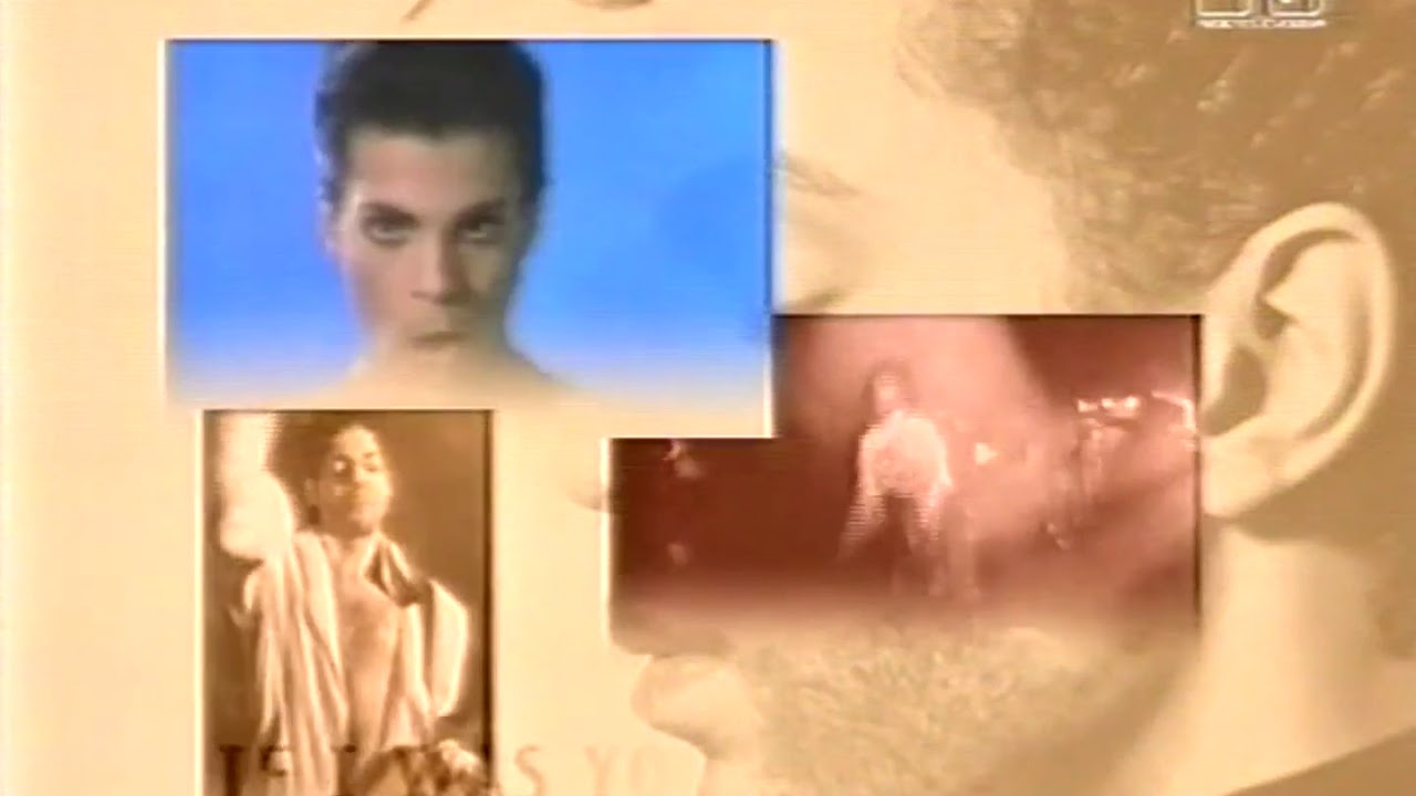 PRINCE / THE HITS / MTV Commercial