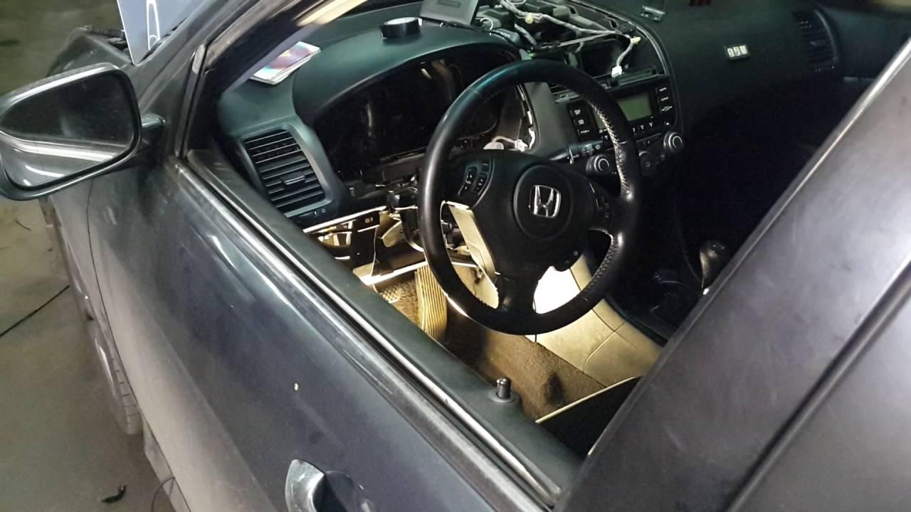 Автозапуск Starline B94 Honda Accord 7 2006