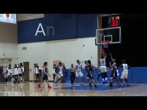Justin Davis Freshman NCSA Video