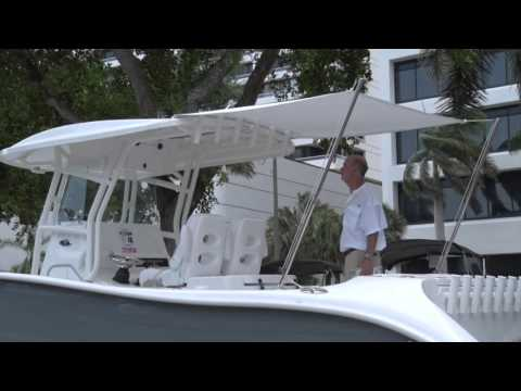 Pompano Beach The Boat Kings Showcases Cape Horn Boat At Palm Beach Boat Show