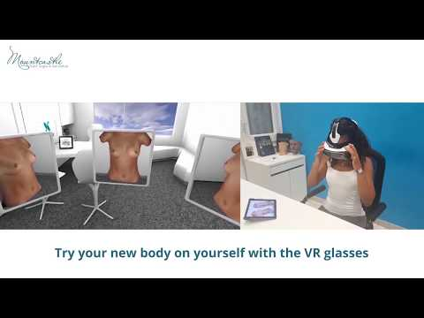 3D Breast Augmentation Simulation