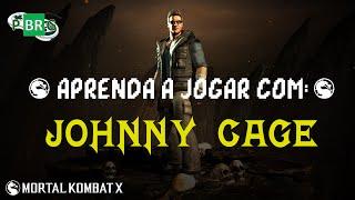 Mortal Kombat X: Johnny Cage, Aprenda combos e técnicas (Variação: Celebridade)