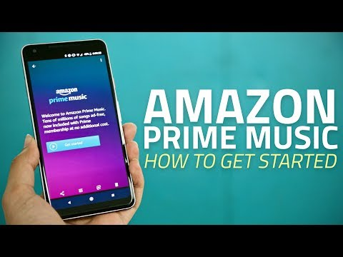 Amazon Prime Music in India: How to Get Started