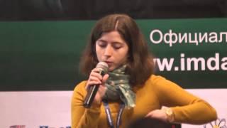 Доклад Ольги Костовой на IMDays 2013