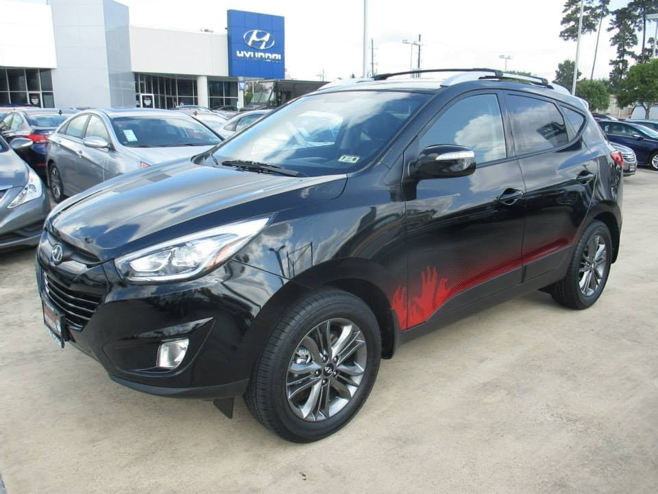 2014 Hyundai Tucson Quot The Walking Dead Quot Special Edition