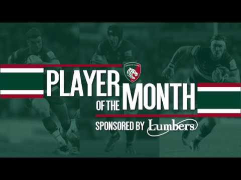 Lumbers Player of the Month | Ford, Spencer and Thompson