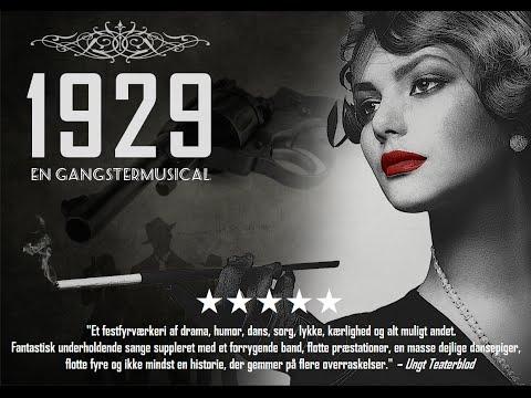 1929 – EN GANGSTERMUSICAL: Akt 1+2 (Musicalteatret 2015)