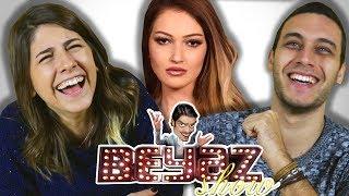 Gençlerin Tepkisi: Danla Bilic'in Beyaz Show'a Çıkması