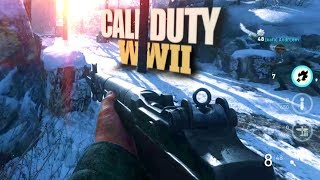 THE GARAND SWEEP | Call of Duty: World War II - Kill Confirmed PC Gameplay [60fps]