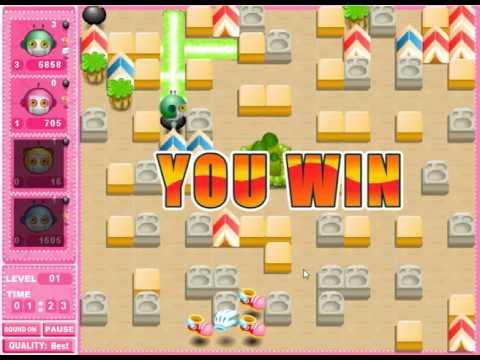 童年的回憶:遊戲天堂 益智趣味 炸彈寶寶 - YouTube