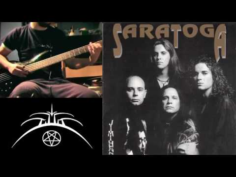 Saratoga - Ningún precio por la paz - Bajo/Bass cover