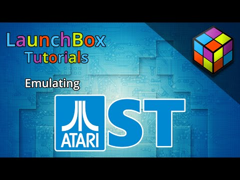 Emulating the Atari ST - LaunchBox Tutorials
