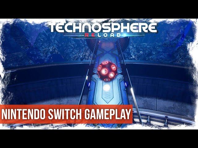 Technosphere Reload - Gameplay (Nintendo Switch) HD